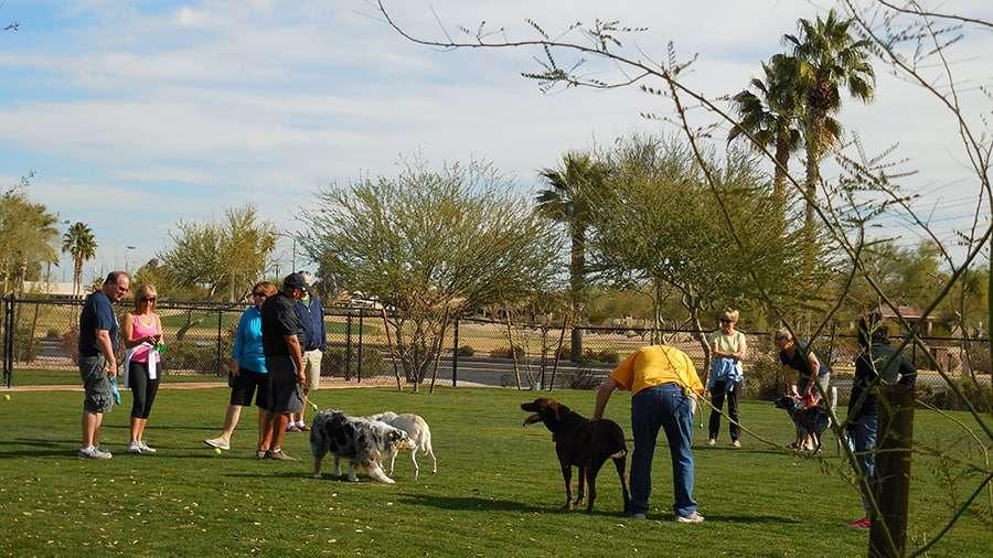 PebbleCreek Dog Park