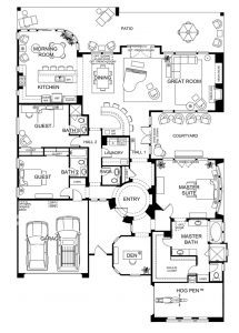 Trilogy at Vistancia Floor Plans