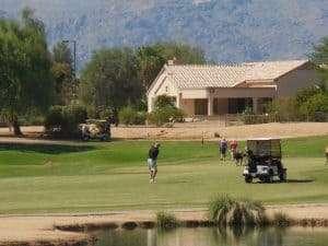 Sun City Grand Golf