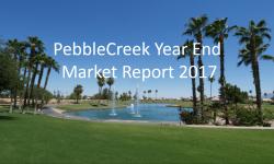 PebbleCreek Year End Market Report 2017