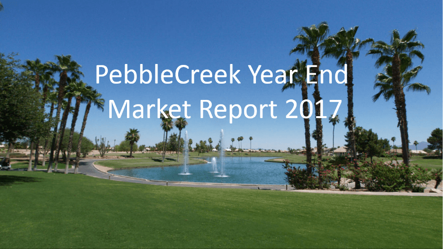 PebbleCreek Year End Market Report 2017