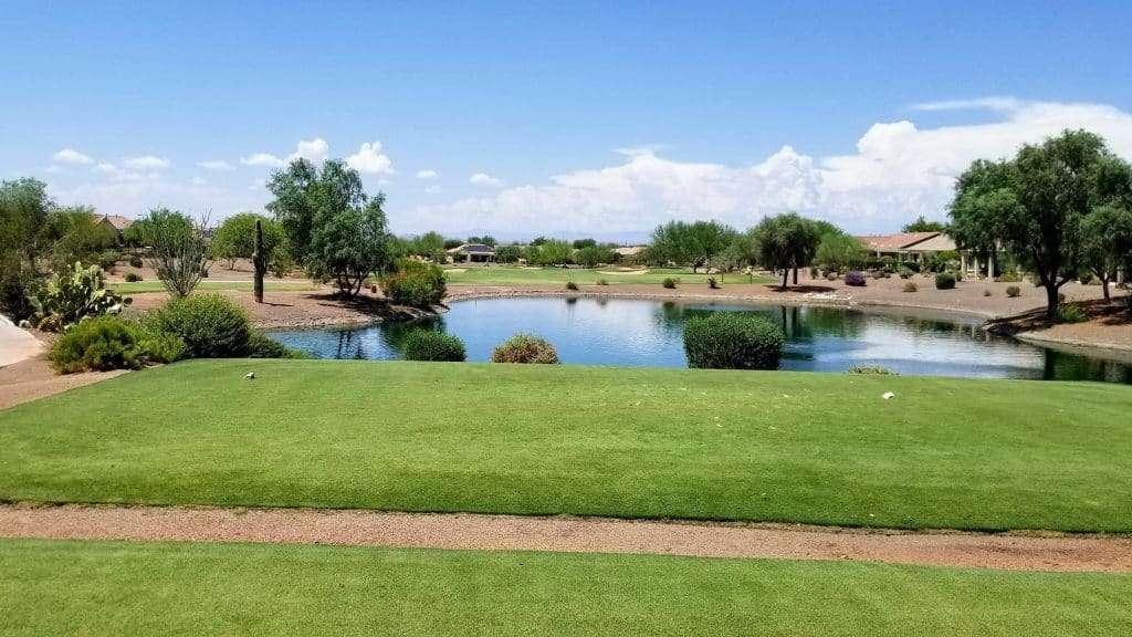 Sun City Festival Copper Canyon Golf Course