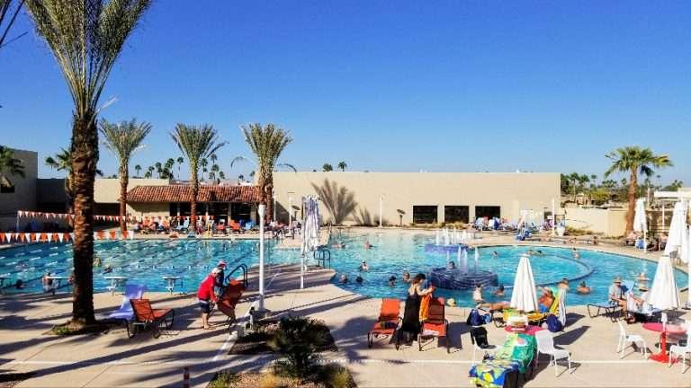 RH Johnson Resort Pool in Sun City West