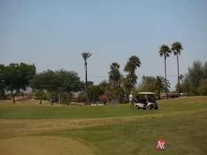 Golf Course in Sun City AZ