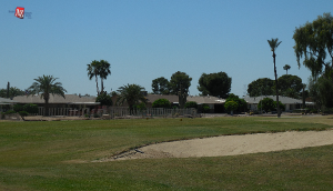 homes of the golf course in Sun City AZ