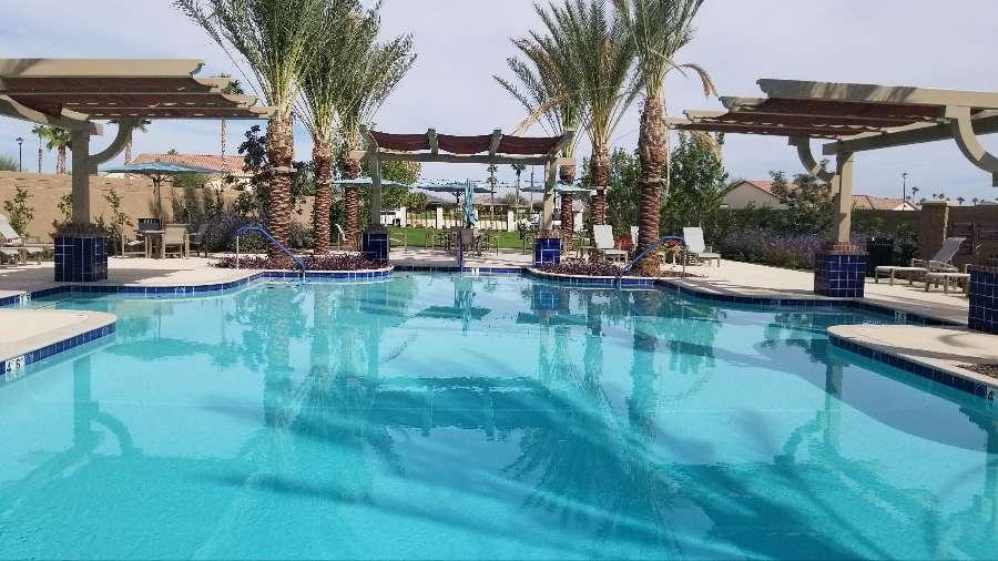 Oasis Resort Style Pool PebbleCreeek
