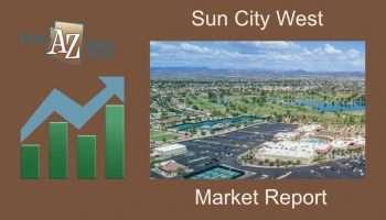 sun city west real estate market report